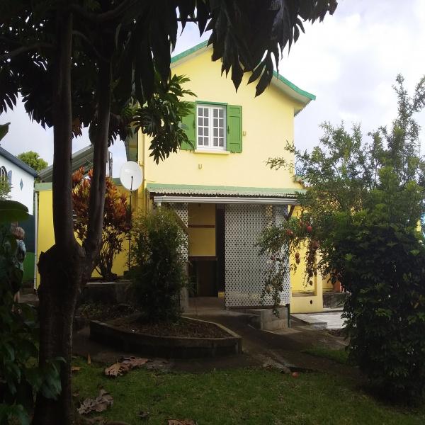 Offres de vente Maison La Rivière Saint-Louis 97421